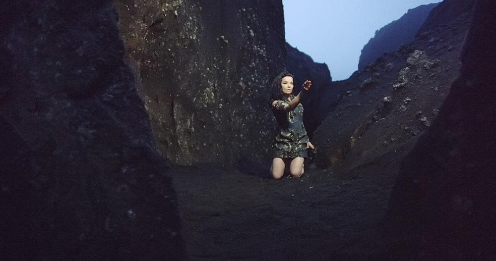 Björk, Blake Lake