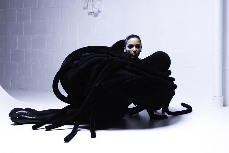 Photo: Michel Jocaille | Outfit: Liam Rhys Johnson