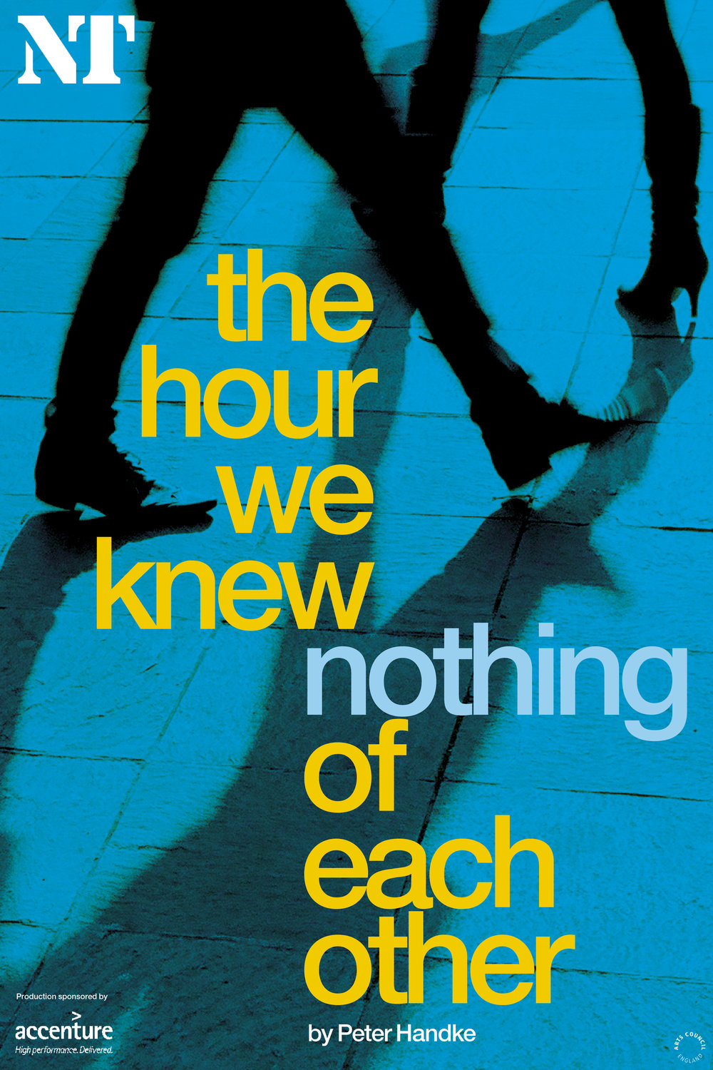 Poster design by Michael Mayhew, Photograph by Stephen Cummiskey (2008)