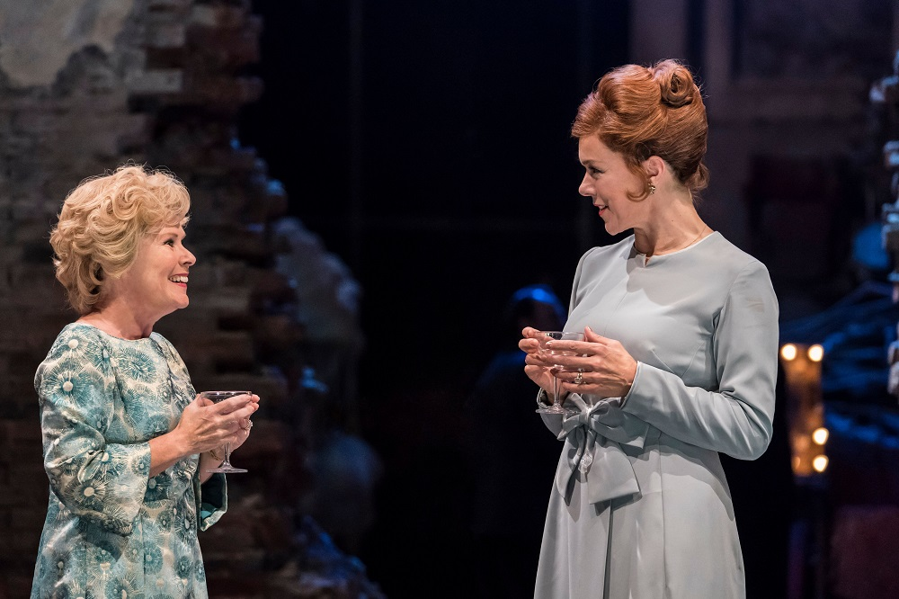 01592 Imelda Staunton as Sally Durant Plummer and Janie Dee as Phyllis Rogers Stone in FOLLIES at the National Theatre (c) Johan Persson.jpg