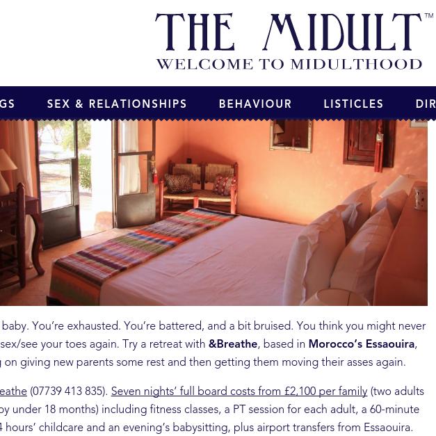 The Midult  , November 2017