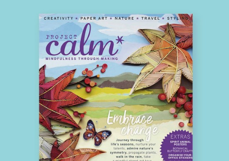 Project Calm , October 2018