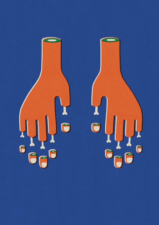 Cut Fingers