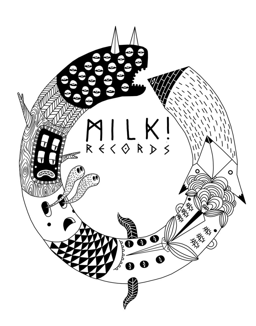 Milk Ouroborus