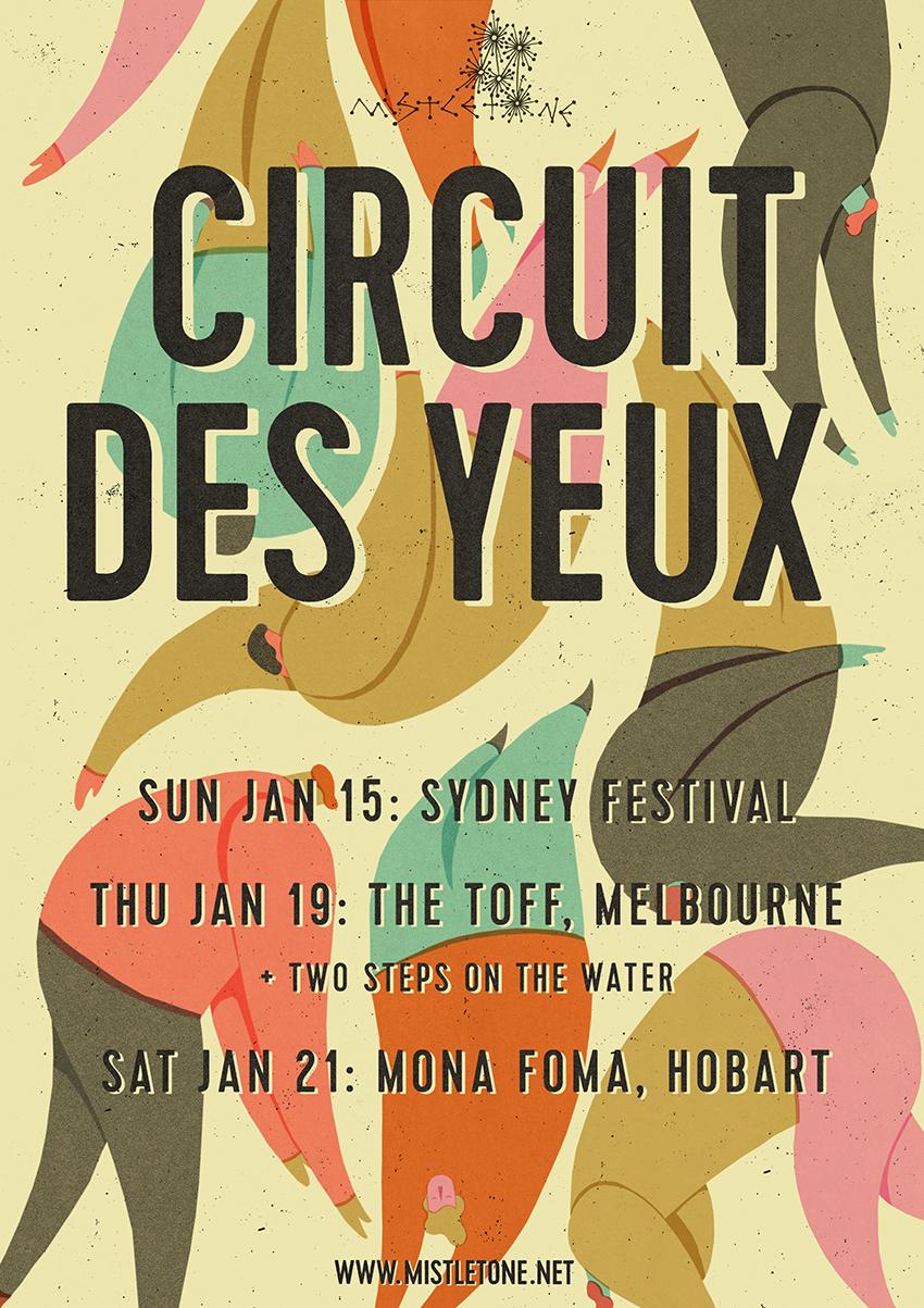 Circuit Des Yeux