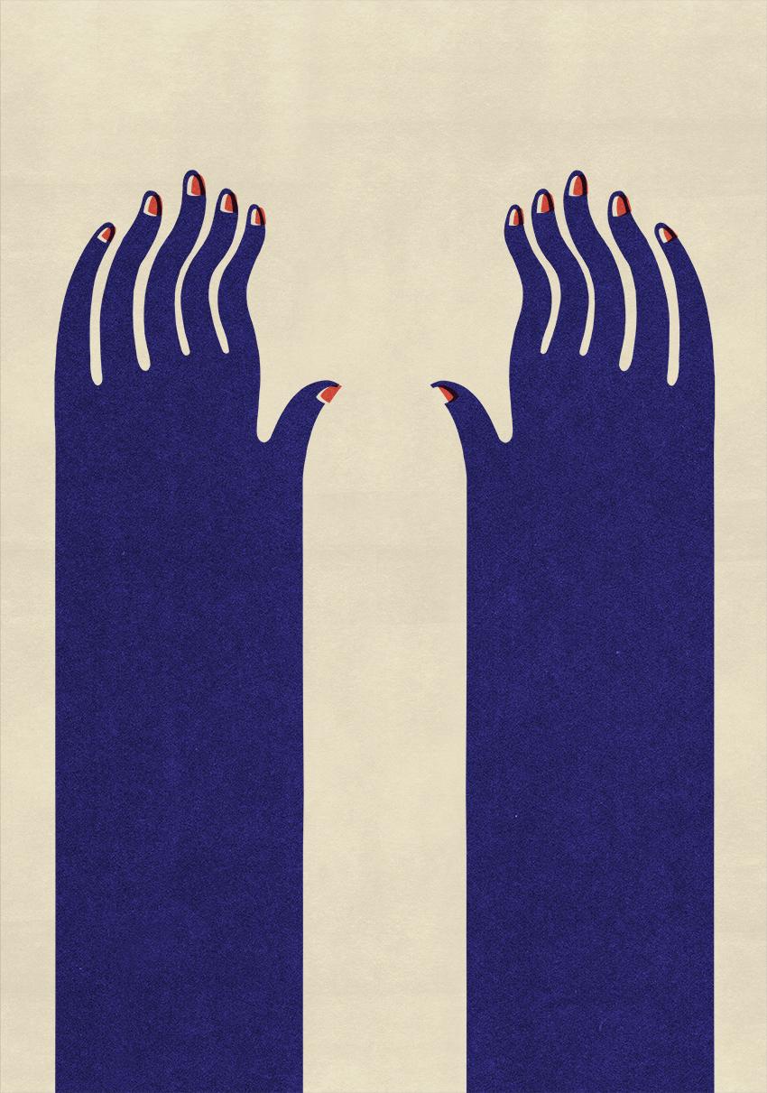 Spiritual Fingers