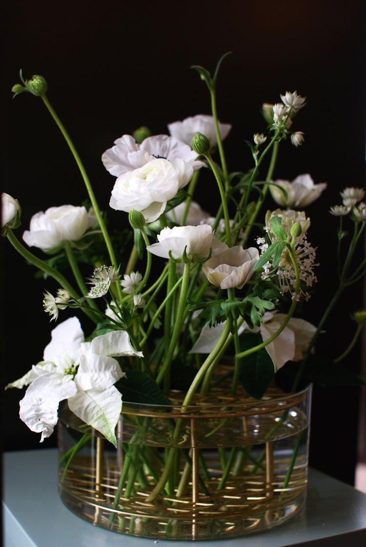 Blomsterfrämjandets julevent — almbacken trädgÃ¥rdsdesign