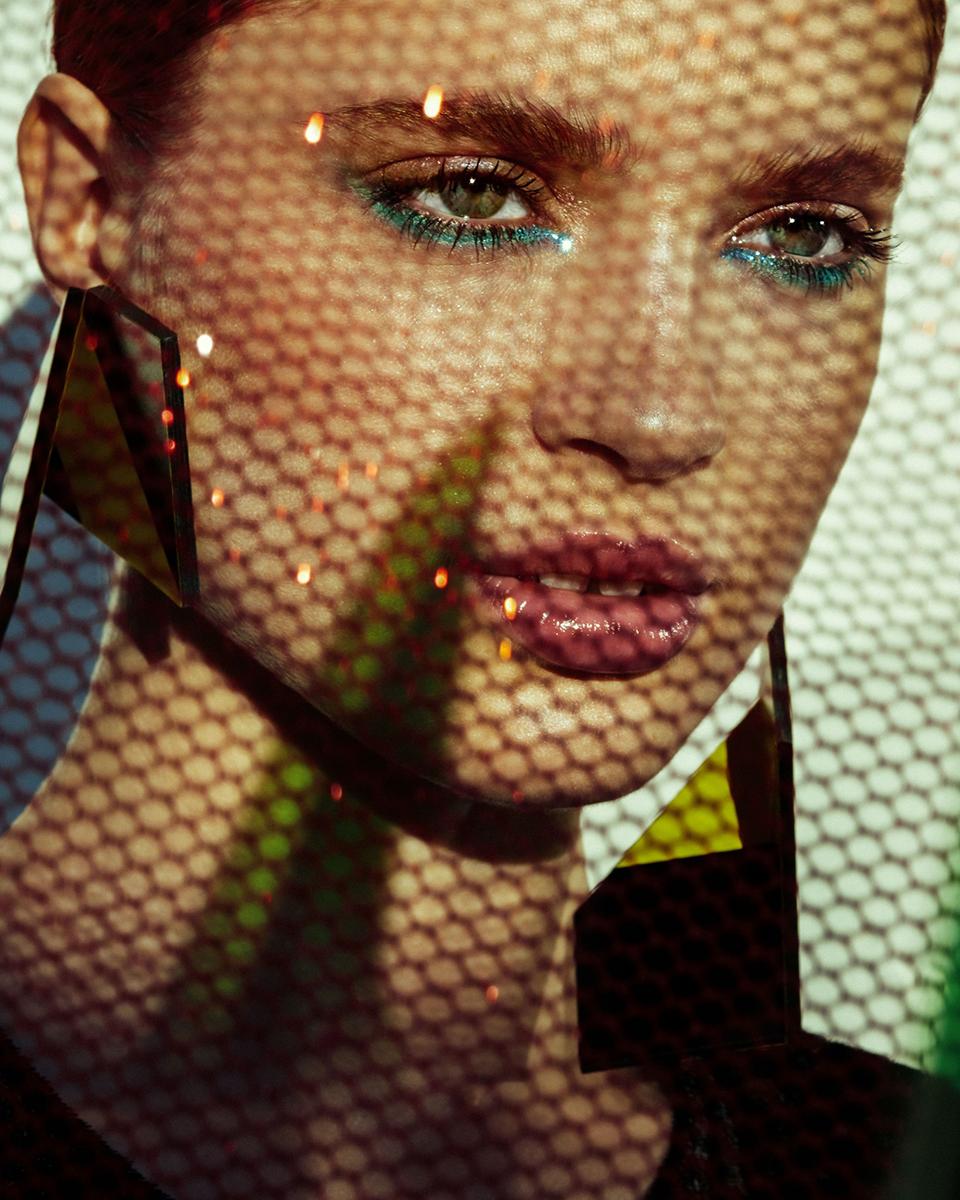 Carlos Teixeira Fashion Photographer for L'Officiel Australia