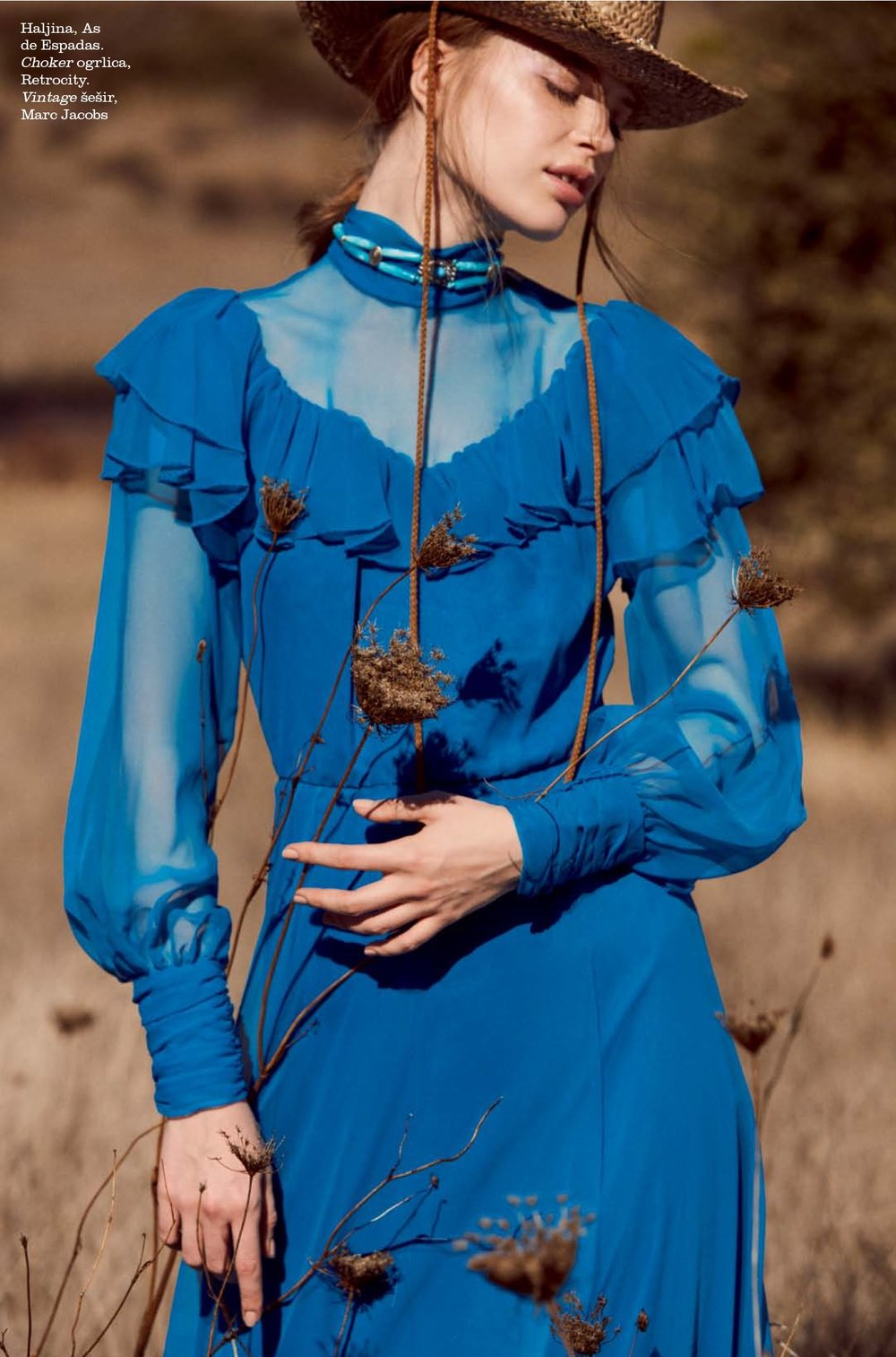 Carlos Teixeira Fashion Photographer for Elle Croatia