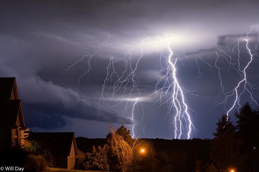 Lightning repaired