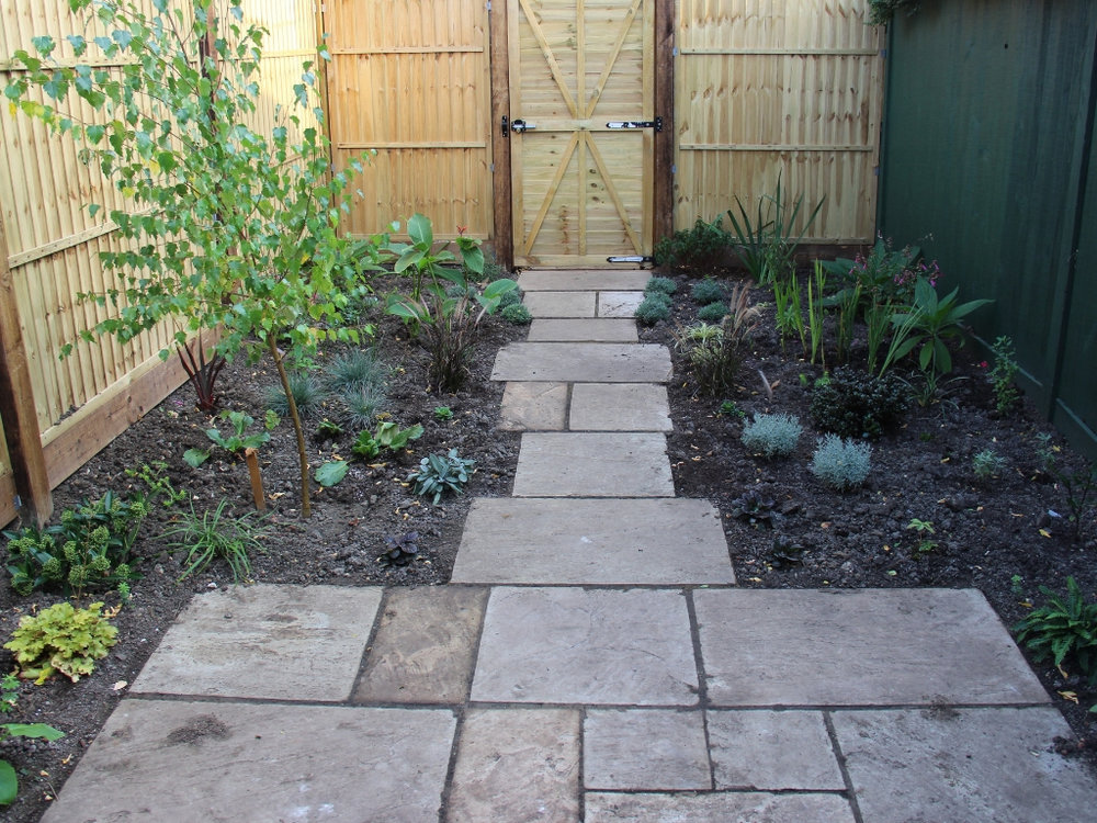 Patio & Planting SE17