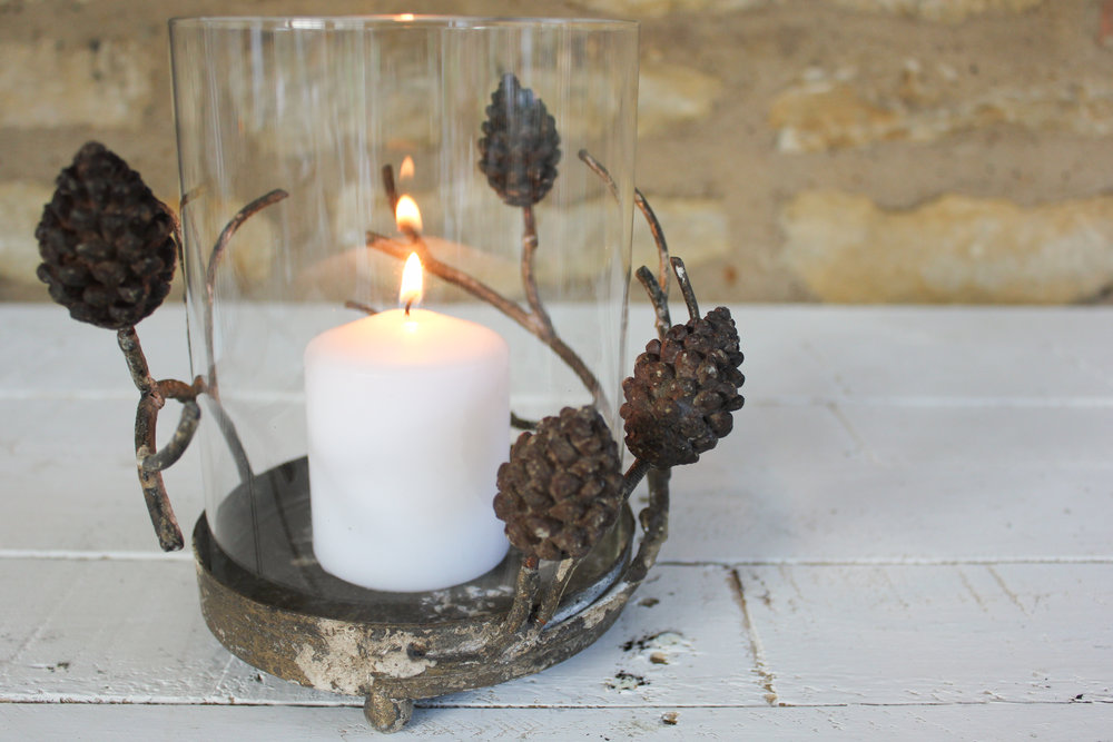 Pinecone Lantern £18.00 online