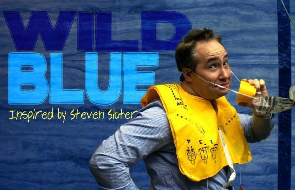 """""""Wild Blue"""""""