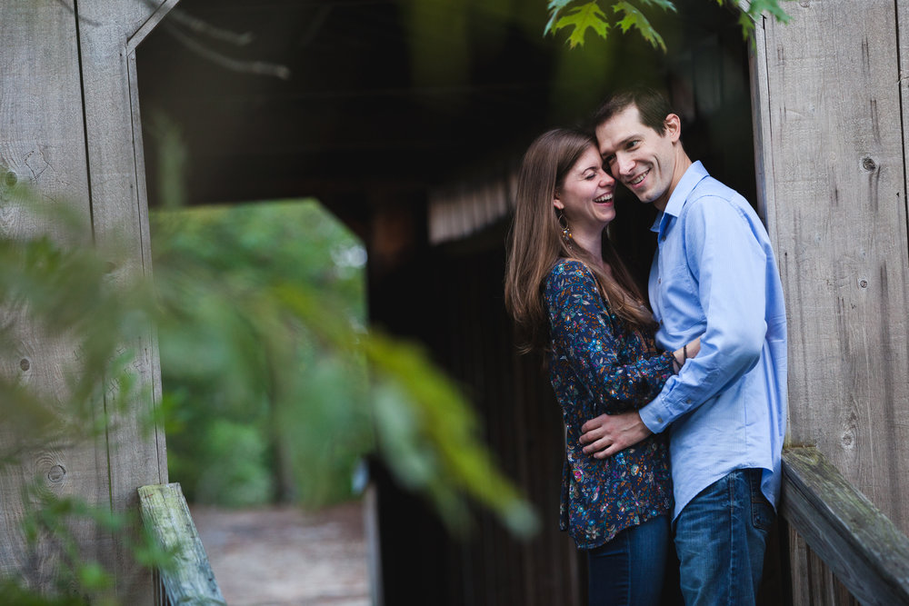 Engagement Session What to Wear Birch Grove Park NJ