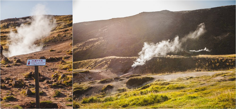 Iceland Vacation Summer, Elopement Photographer, Destination Wedding Photographer, Iceland Photographer, Iceland Elopement Photographer, Destination Wedding Photographer, Travel Wedding Photographer, Travelling Elopement Photographer, Danielle Salerno Photography, hveragerdi hot spring