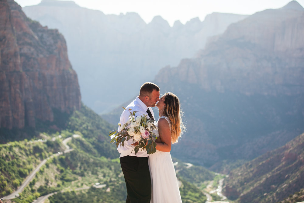 BLOG - Zion National Park Elopement