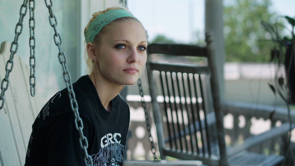 Daisy Coleman in AUDRIE & DAISY