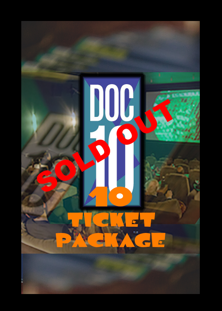 DOC10 TEN TICKET PACKAGE