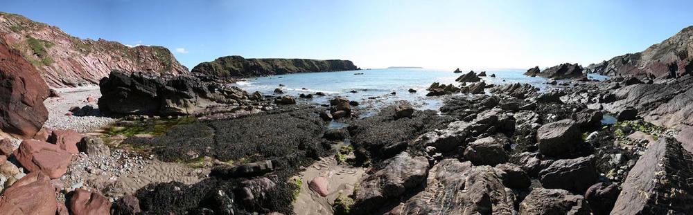 Albion sands - Pembrokeshire, Wales