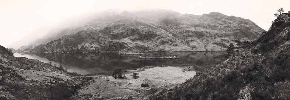 Homestead - Loch Hourn, Scotland
