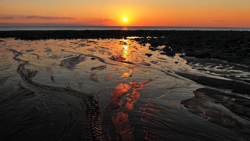 Sunset - Llantwit Major, Wales
