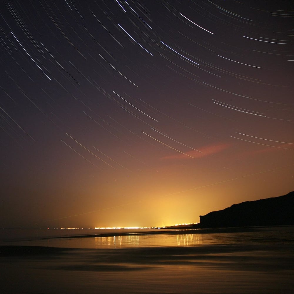 Star Trails 2 - Nash Point