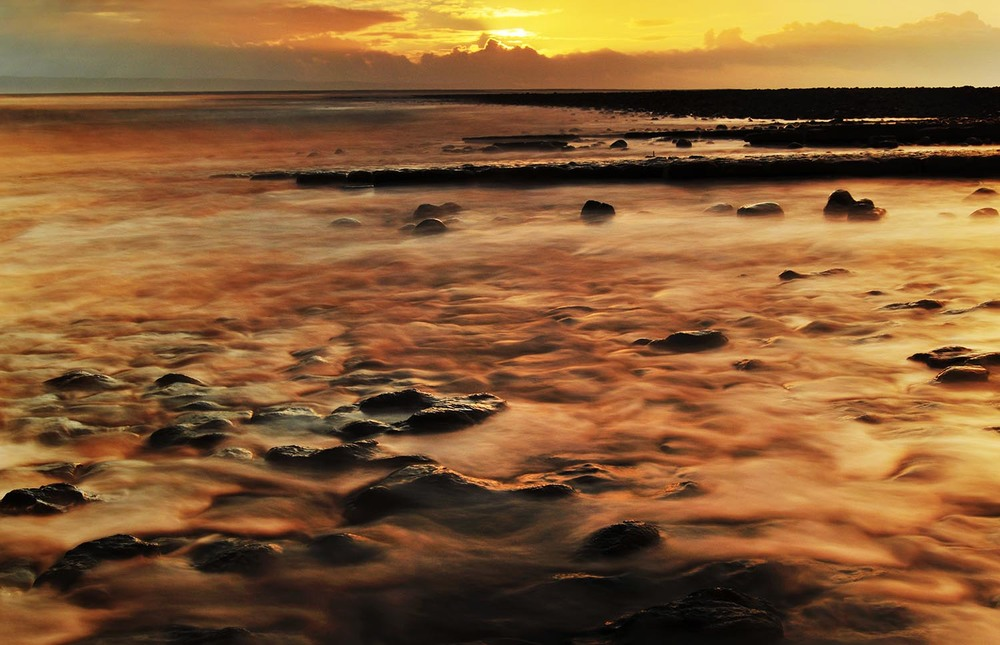 Sunset - Llantwit Major Beach, Wales