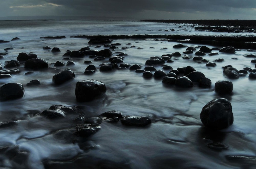 The Gloaming - Llantwit Major Beach, Wales