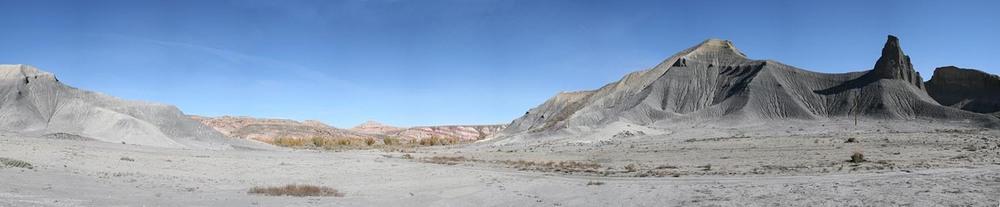 Highway 24 - Utah, USA