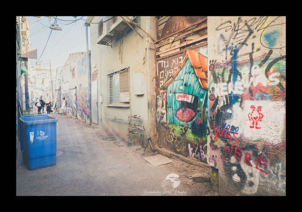 remicito photo, image du jour, photo du jour, street art, photo Tel Aviv, voyage Israël, Quartier Florentin Tel Aviv, Street Art Israel, Street photo, Street Photography