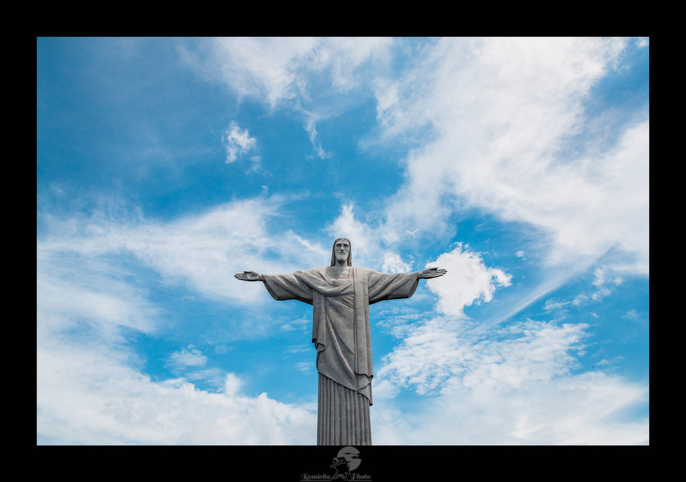 remicito photo, image du jour, photo du jour, photo of the day, photographe français, french photographer, 7 merveilles du Monde, 7 wonders of the world, photo corcovado, christ rédempteur, idée cadeau, belle photo décoration