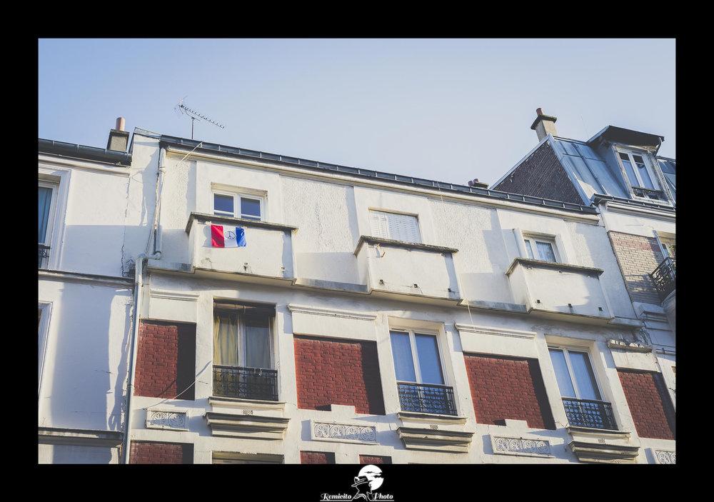 remicito photo, image du jour, photo du jour, photo of the day, photo Paris, photogRATPhie, drapeau paris, belle photo paris, photographe français, french photographer, photo toits paris, photo ville paris, paris city