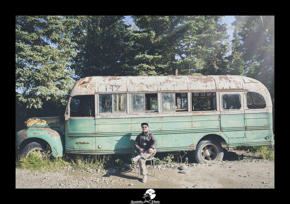Remicito, Remicito photo, image du jour, christopher mccandless, alexander supertramp, bus magique alaska, exposition photo Alaska