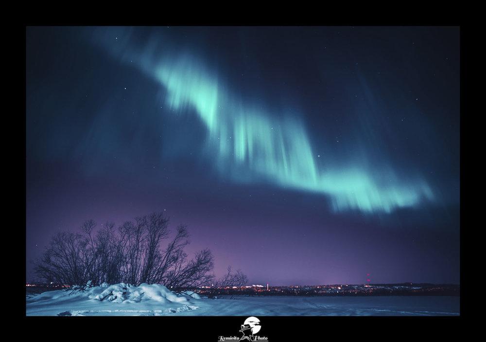 Remicito photo, Remicito rémi Lacombe photographe, belle photo remicito aurores boréales finlande, rovaniemi finlande belle photo aurore boréale, northern lights finland rovaniemi, belle photo idée cadeau tirage offrir