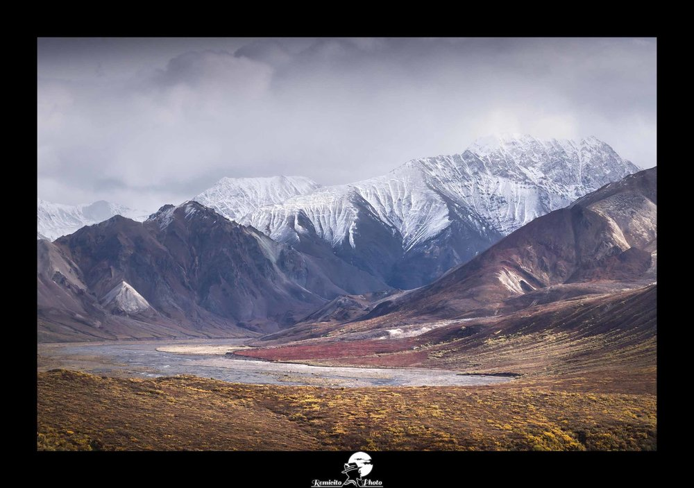 remicito photo, remicito rémi lacombe photographe paris, belle photo denali national parc, idée cadeau photo montagne alaska