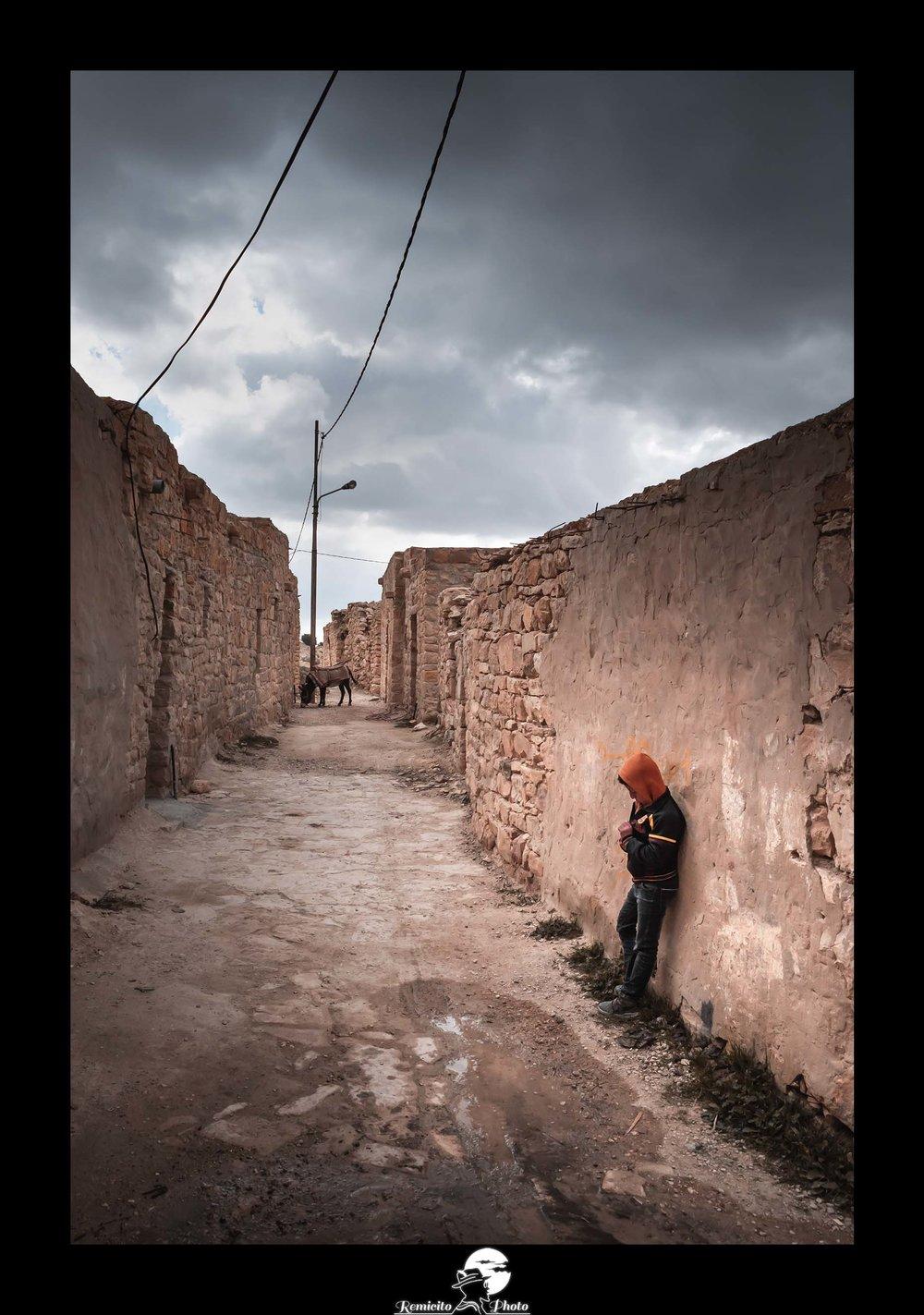 remicito, photoclub paris val-de-bièvre, remicito rémi lacombe, photo voyage jordanie enfant rue