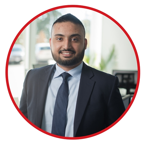 Gunraj Gill, Executive Assistant