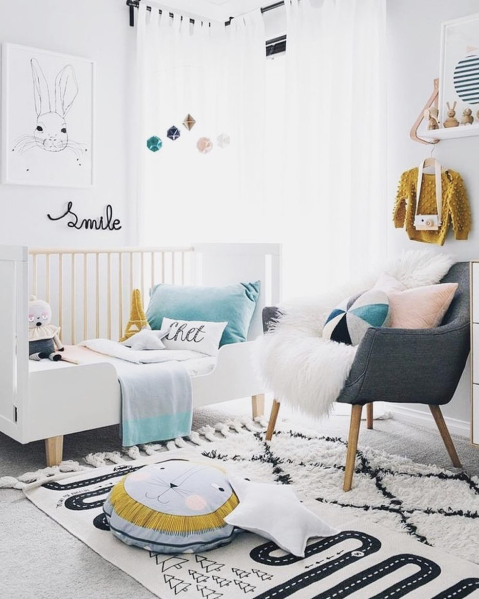 Nursery decorating ideas & tips - Newborn Photography Inverclyde