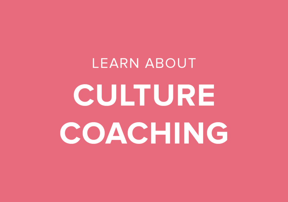 Living on Purpose | Culture Coaching (  Life and Business   Coaching)