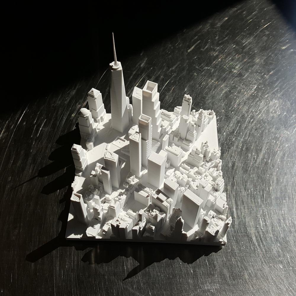 03-B The World Trade Center - $95