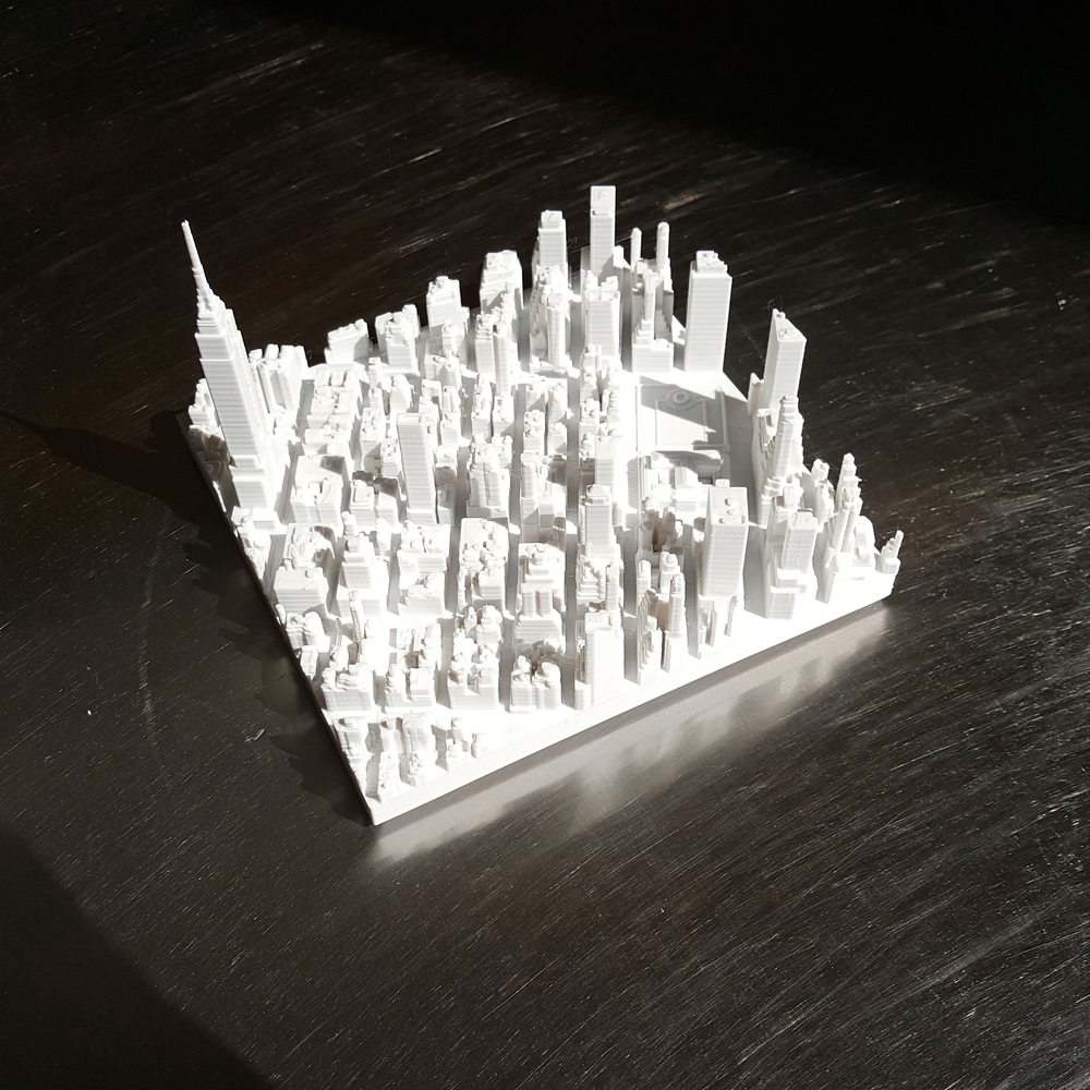 09-E The Empire State Building - $95