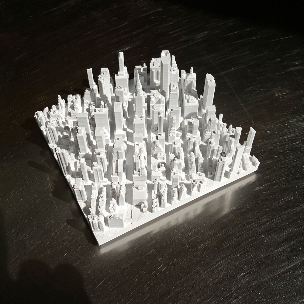 09-F The Chrysler Building - $95