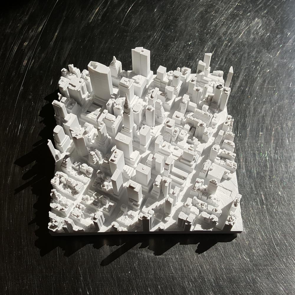 09-F The Chrysler Building - $95