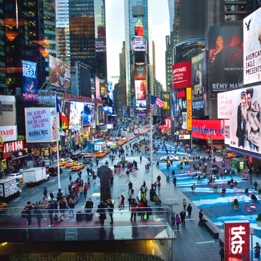 10-E Times Square - $95