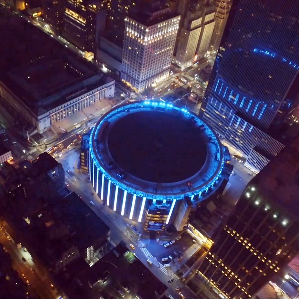 09-D Madison Square Garden - $95