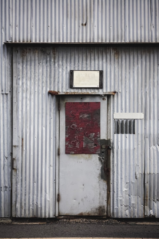 Warehouse Entrance - Downtown Plaquemine