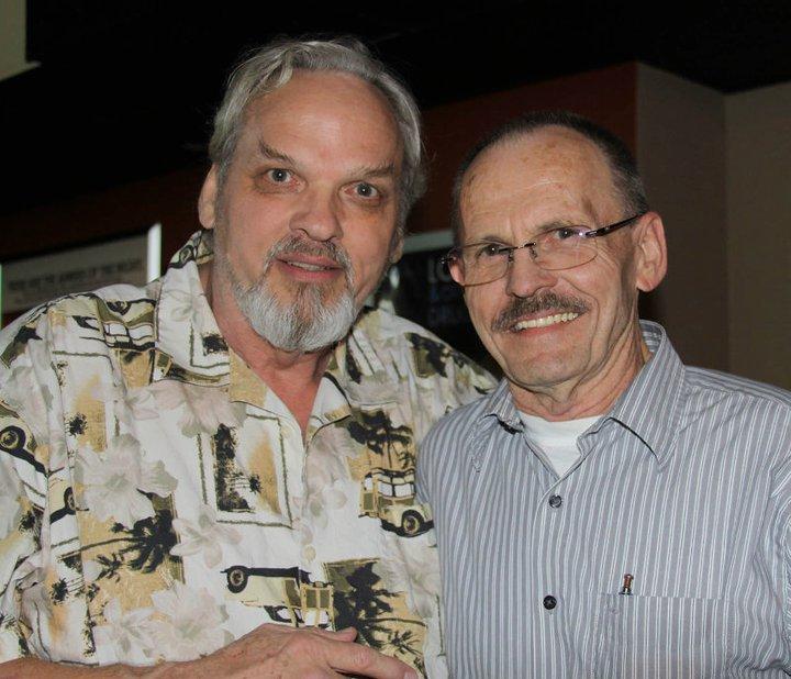 Bill with a fan at screening of JON.jpg