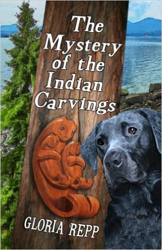 The Mystery of the Indian Carvings