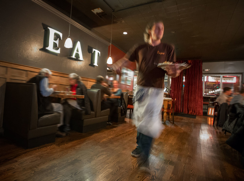 The Empire Restaurant, Louisville Colorado