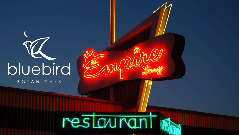 Bluebird botannical CBD dinner, Thursday October 18 @ 7:00 — The